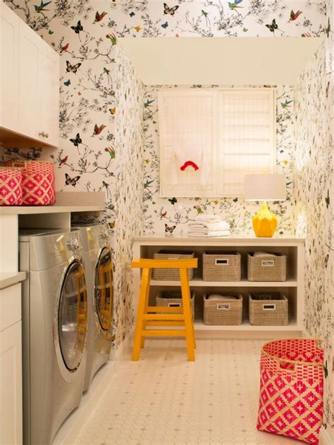 7 Tips To Make The Most Out of A Small Laundry Area