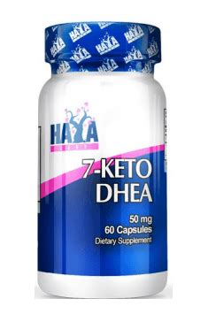 Haya Labs 7-Keto DHEA 50mg - Online Shop with Best Prices