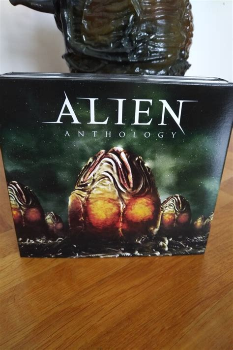 Alien Anthology Collector's Edition blu-ray - HardverApró