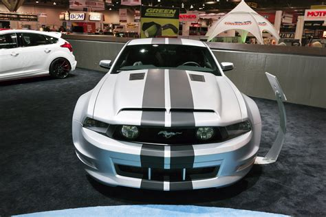 2012 Ford Mustang 5