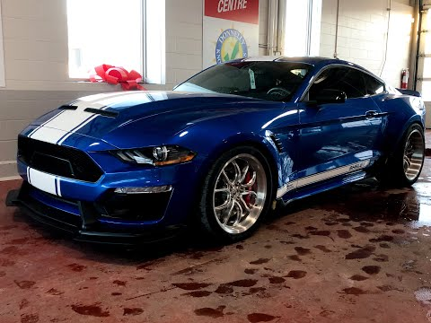 Ford Mustang SHELBY GT500 WIDE BODY KIT 2011, FOR SALE