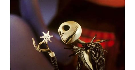 The voice of Jack Skellington in The Nightmare Before