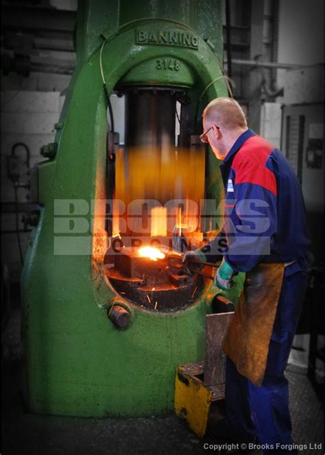 Drop Forging - UK Forge manufacturing Drop Forged