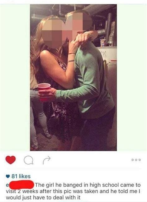 Woman Changes Old Instagram Captions After Finding Out