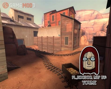 pl_hoodoo » Payload - Team-Fortress 2, TF2: Maps | GAMEMODD