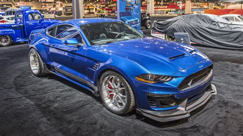 2018 Ford Mustang Shelby Super Snake Concept - Tangent
