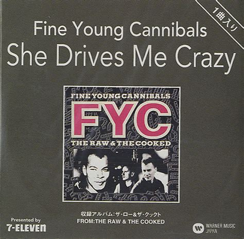 Fine Young Cannibals She Drives Me Crazy Japanese Promo 3
