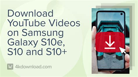 How to download YouTube videos on Samsung Galaxy Edge with