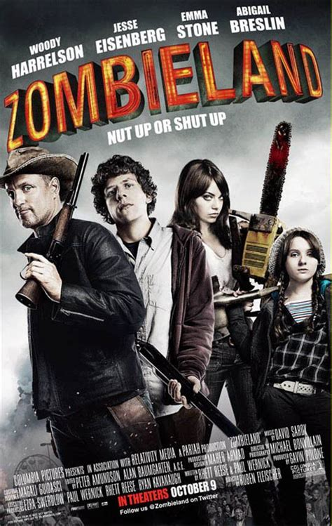 Zombieland   On DVD   Movie Synopsis and info