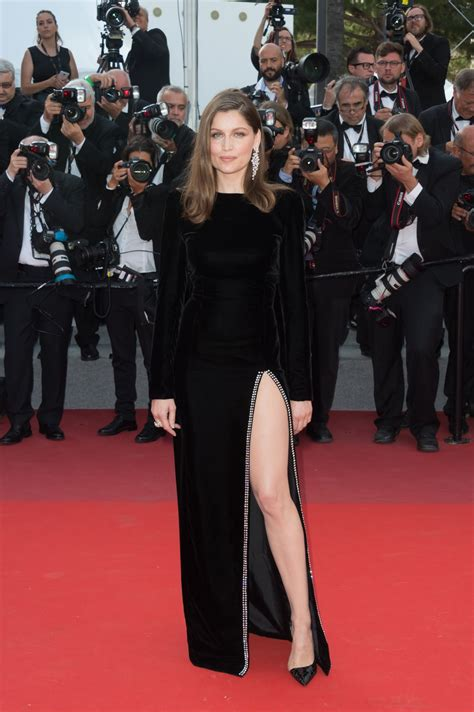 LAETITIA CASTA at The Meyerowitz Stories Premiere at 70th