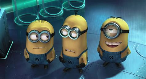 Despicable Me Minions Full HD Background for Android