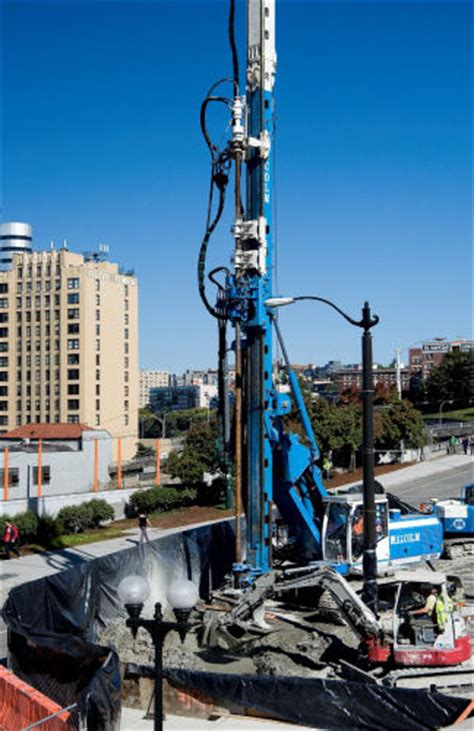 Jet Grouting Equipment – Malcolm Drilling
