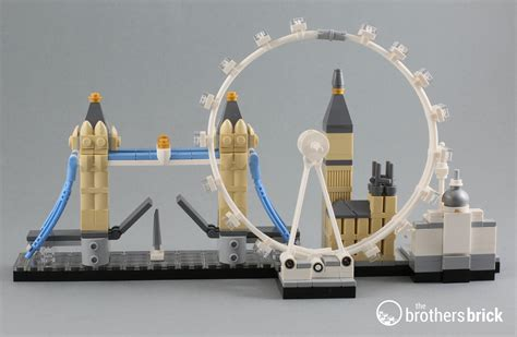 LEGO Architecture 21034 London city skyline [Review] | The
