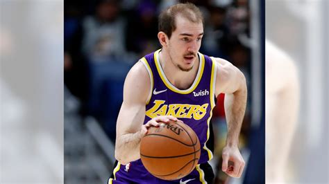 Lakers' Alex Caruso reflects on Oklahoma experience and