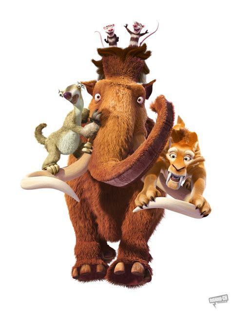 Ice Age Movie Full HD Wallpaper Image for HTC One M9