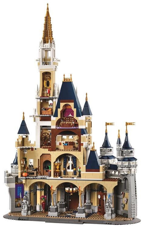 The LEGO Disney Castle Is Real and Amazing - Some Wishes