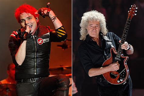 Queen's Brian May Joins My Chemical Romance at Reading
