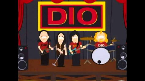 Dio - Holy Diver [South park] - YouTube