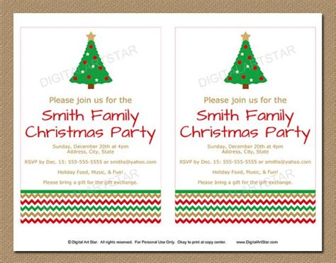 20+ Christmas Party Templates - PSD, EPS, Vector Format