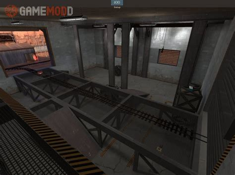 pl_cave » Payload - Team-Fortress 2, TF2: Maps | GAMEMODD