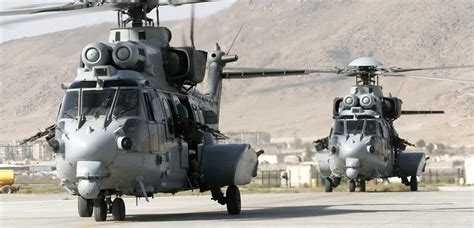 Military helicopters: H225M heavy helicopter - Airbus
