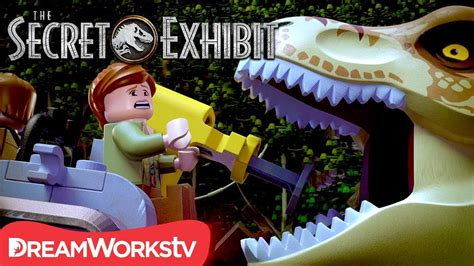 Dinosaur Delivery Gone Wrong   LEGO JURASSIC WORLD: THE
