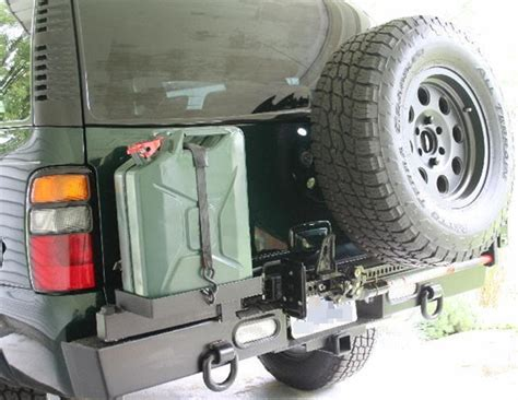 Rear Multicarrier bumper for (1988-2007) Chevrolet and GMC
