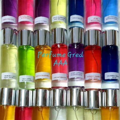 INSPIRED PARFUME FOR HER/HIM HIGH GRED | Shopee Malaysia